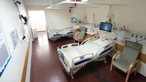 חדר במחלקה הייעודית