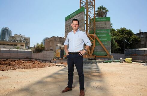 """סלע. """"כל פרויקט ראש העין התחדשות עירונית עובר אצלנו תהליך מאוד מוקפד"""