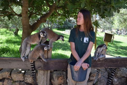 """גן החיות התנ""""כי. צילום: צוריאל פנש"""