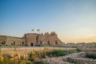 מבצר אנטיפטרוס. צילום: מנו גרינשפן, רשות הטבע והגנים