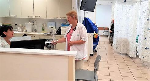 אלטרנטיבה יעילה ואיכותית לחדרי המיון   צילום: מכבי שירותי בריאות