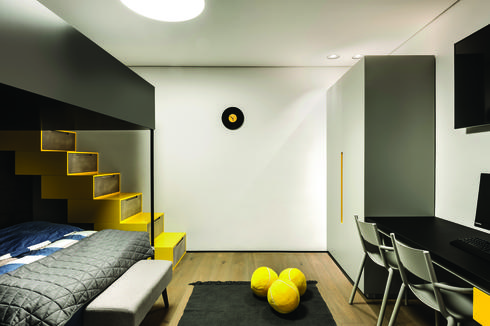 האדריכלית איריס אבנרי דביר,  צילום: עודד סמדר