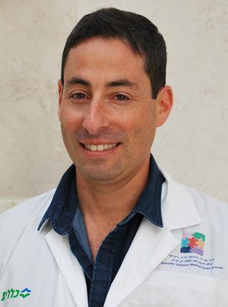 """ד""""ר אמיר קרשנוביץ. צילום: דוברות שניידר"""