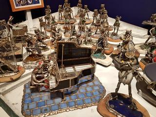 מתוך התערוכה, באדיבות עמותת אמני פתח תקוה