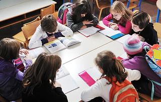 כיתת בית ספר   צילום: Shutterstock